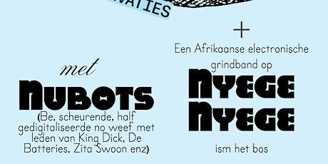 Nubots + Een Afrikaanse electronische grindband op Nyege Nyege tickets
