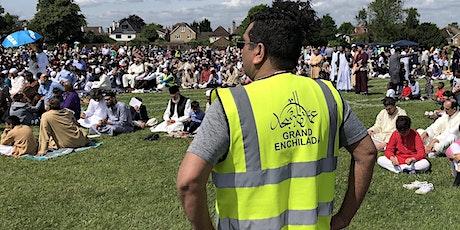 Eid ul-Adha Salaah @ Overton Park tickets