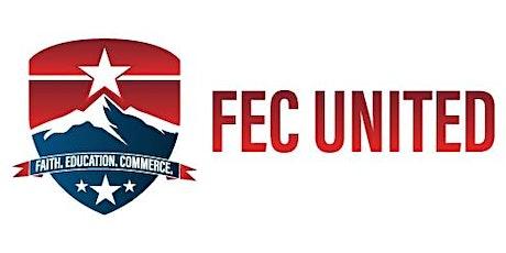 FEC United Pikes Peak Member Meeting tickets