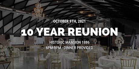 FC Class of 2011 10-Year Reunion tickets