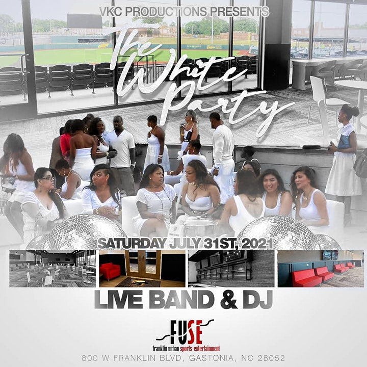 The White Party image