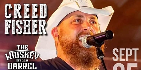 CREED FISHER  LIVE tickets