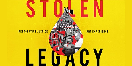 STOLEN LEGACY presented by Alena Museum tickets