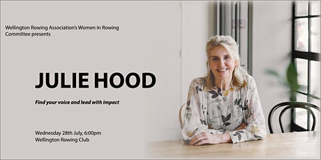 Julie Hood - Find Your Voice and Lead with Impact tickets