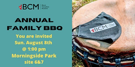 BCM Annual Family BBQ tickets