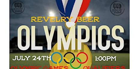 Revelry Summer Bar Olympics tickets