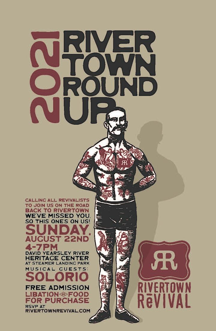 2021 Rivertown Roundup image