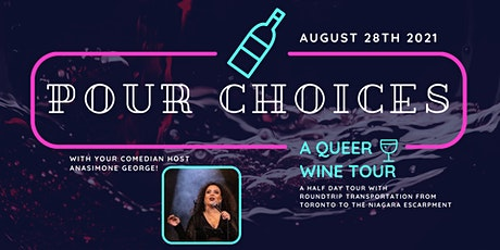Pour Choices - A Queer Wine Tour tickets