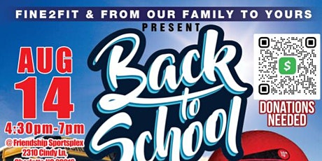 Back 2 School Kickball Jam tickets