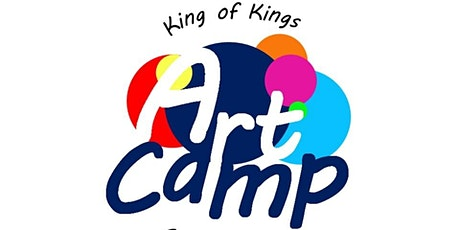Kids Art Camp at King of Kings in Clifton Park Aug 9-12 tickets