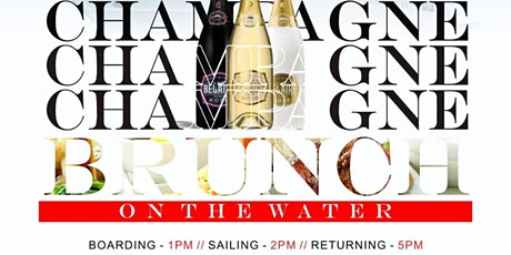 CHAMPAGNE BRUNCH & YACHT PARTY (DAYTIME) #GQEVENT tickets