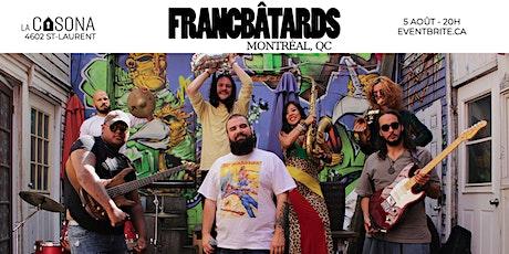 Francbâtards tickets