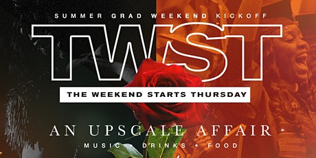 TWST (The Weekend Starts Thursday) tickets
