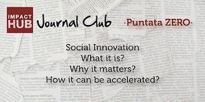 Social Innovation Journal Club