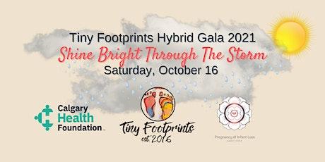 Tiny Footprints Hybrid Gala 2021 tickets