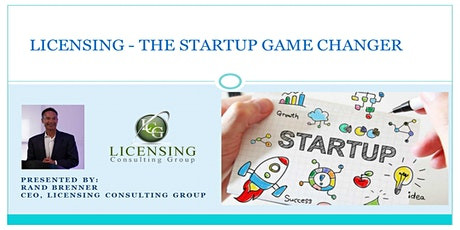 Licensing - The Startup Game Changer tickets