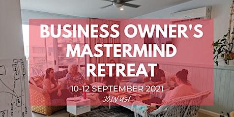 3-day Immersive Business Mastermind Retreat tickets