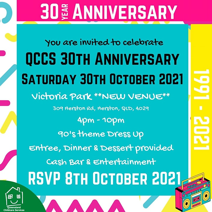 QCCS 30th Anniversary Celebrations image