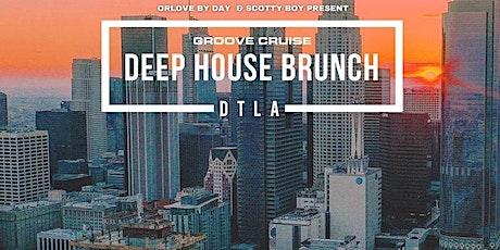 Deep House Brunch DTLA @ Elevate Rooftop Lounge tickets