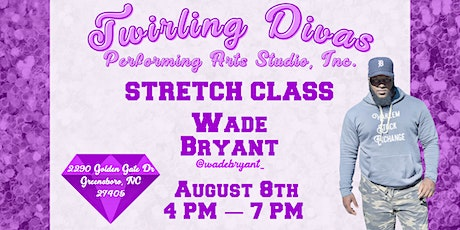 Wade Bryant Stretch Intensive tickets