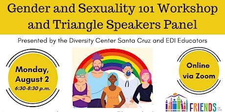 Gender & Sexuality 101 Workshop tickets