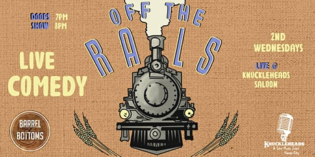 Off The Rails Comedy (Live From Knucklehead's Saloon) tickets