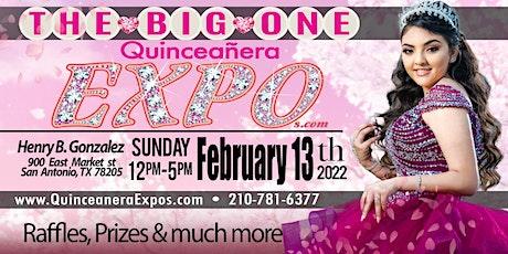 Quinceañera Expo San Antonio February 13th 2022 At the Henry B. Gonzalez tickets