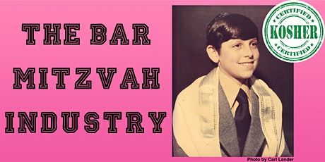 The Bar Mitzvah Industry - Individual Lecture tickets