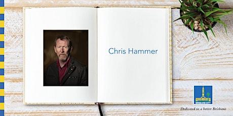 Meet Chris Hammer - Brisbane Square Library tickets