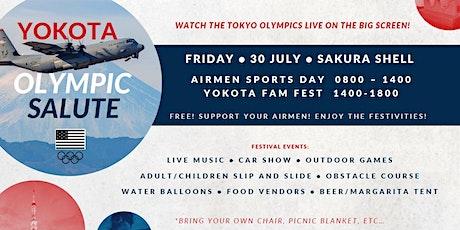 Yokota Olympic Salute Sport's Day tickets