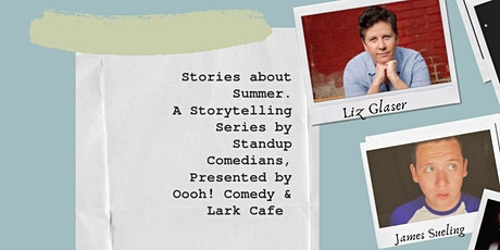 Stories About Summer: A Storytelling show by Standup Comedians tickets