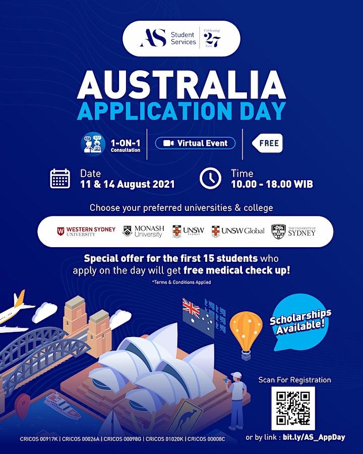 Australia Application Day 2021 image