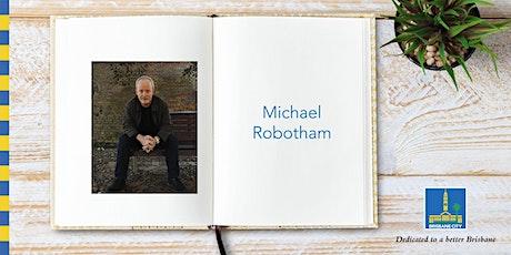 Meet Michael Robotham - Brisbane Square Library tickets