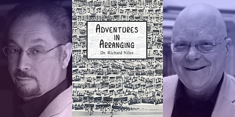 Adventure in Arranging - Different Arranging Approaches Explained tickets