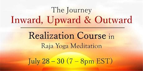 Realization Course in Raja Yoga Meditation tickets