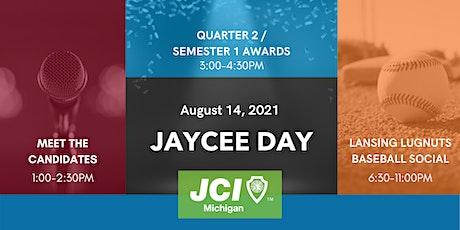 Jaycee Day tickets