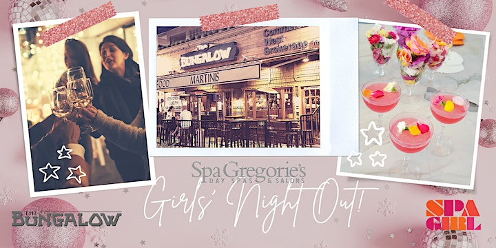 Girls Night Out For Charity image