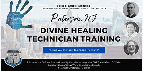 Divine Healing Technician Training tickets
