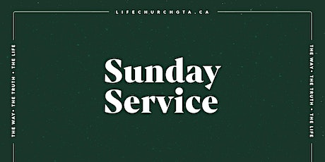 Sunday Service on August 1 at 4pm | Life Church in Pickering tickets