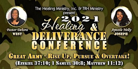 2021 Healing & Deliverance Conference tickets