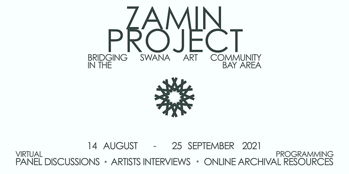 Zamin Project | Panel 1: SWANA in the BAY AREA: What is SWANA? image
