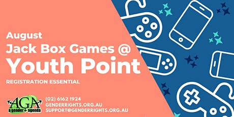 Jackbox Games @ Youth Point tickets