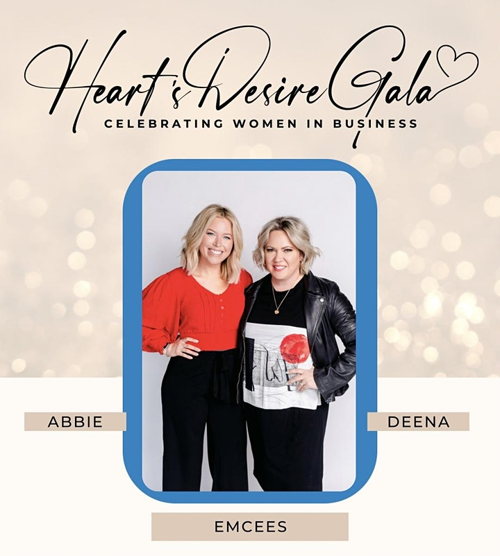 Heart's Desire Gala: Celebrating Women in Business image
