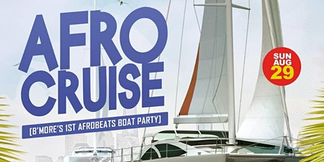 Afro Cruise  -  The  All White Champagne Voyage tickets
