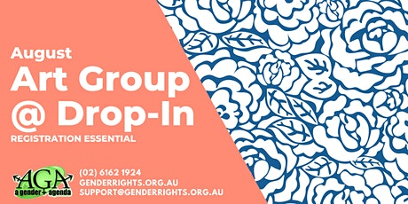 August Drop-In with Art Group tickets