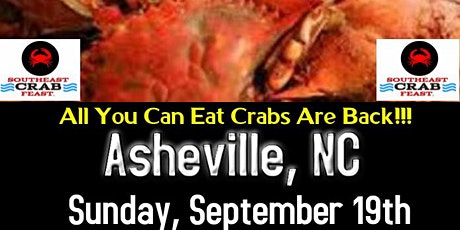 Southeast Crab Feast -Asheville (NC) tickets