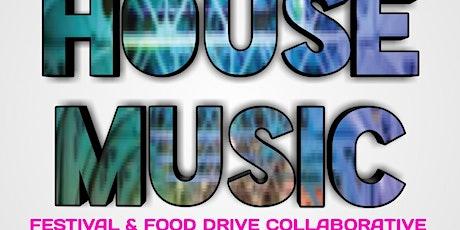 The Philadelphia House Music Festival & Food Drive Collaborative tickets