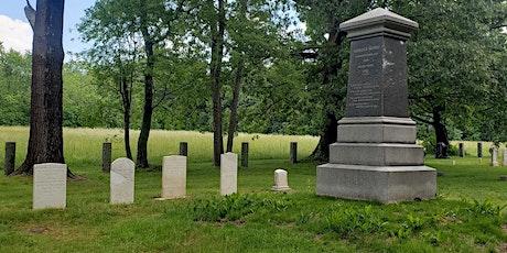 Epoch Preservation Presentation of the Nurse Family Cemetery tickets