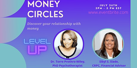 Money Circles: Discover Your Relationship With Money tickets