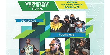 The  City Of East Point Wednesday Wind in the Point tickets